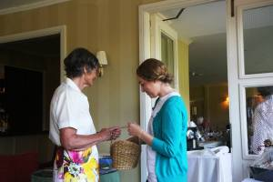 charity golf day raffle