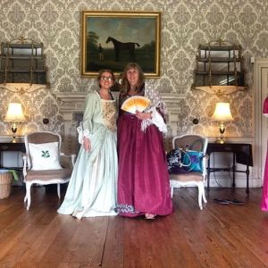 Sandra and Liz Saltram
